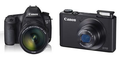Two Canon Cameras